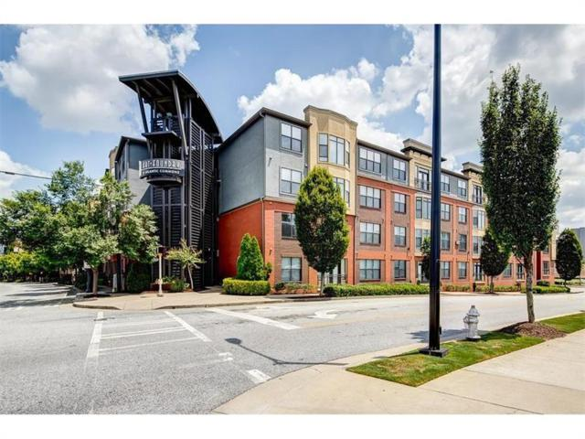 400 17th Street NW #1435, Atlanta, GA 30363 (MLS #5853111) :: North Atlanta Home Team