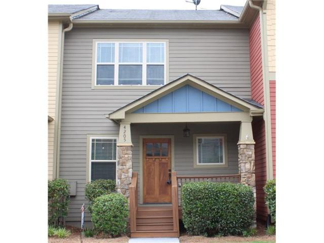 4205 Mastic Pointe #21, Acworth, GA 30101 (MLS #5853280) :: North Atlanta Home Team