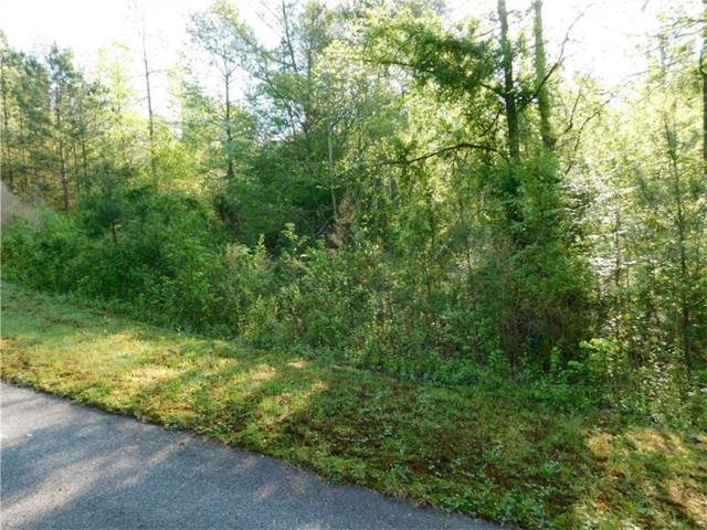 Lot 17 East Ridge Lane, Ellijay, GA 30536 (MLS #5853292) :: North Atlanta Home Team