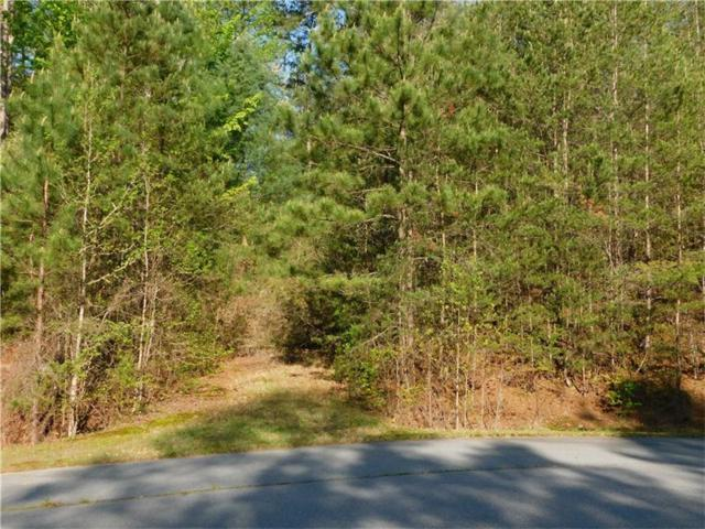 Lot 19 East Ridge Lane, Ellijay, GA 30536 (MLS #5853321) :: North Atlanta Home Team