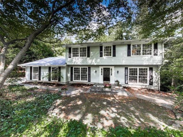 2094 Mount Vernon Road, Dunwoody, GA 30338 (MLS #5853347) :: North Atlanta Home Team
