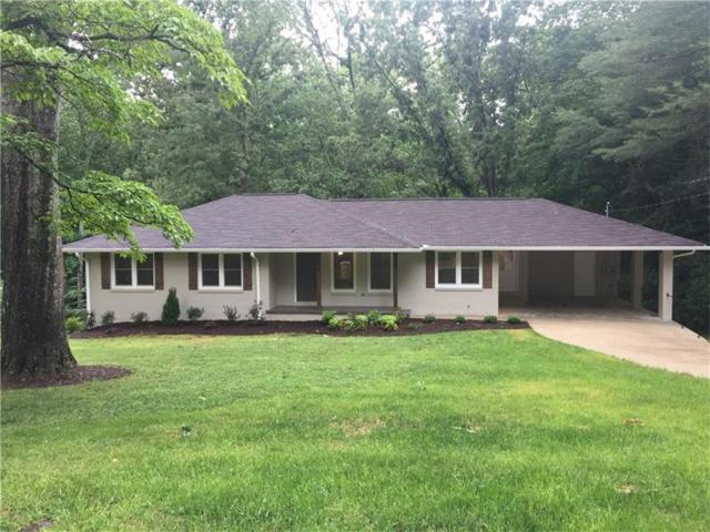 1299 Wessell Road NW, Gainesville, GA 30501 (MLS #5853393) :: North Atlanta Home Team