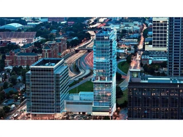 45 Ivan Allen Jr Boulevard NW #2005, Atlanta, GA 30308 (MLS #5853430) :: North Atlanta Home Team