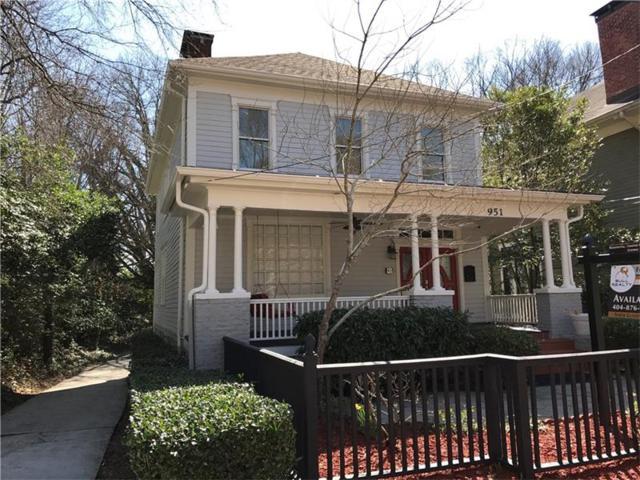 951 Edgewood Avenue NE, Atlanta, GA 30307 (MLS #5853727) :: North Atlanta Home Team