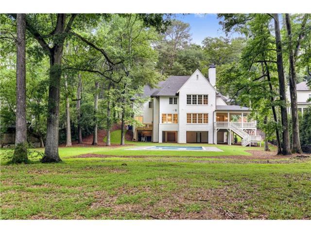 496 Broadland Road NW, Atlanta, GA 30342 (MLS #5853768) :: North Atlanta Home Team