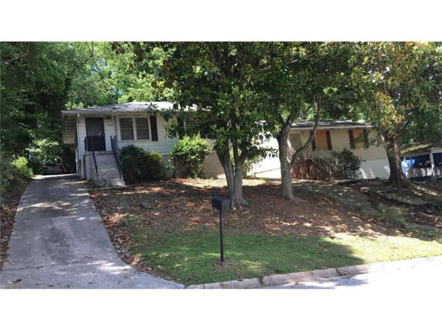 1439 Hawkins Street NW, Atlanta, GA 30314 (MLS #5853861) :: North Atlanta Home Team