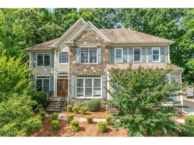 294 Hidden Wood Court, Lawrenceville, GA 30043 (MLS #5853864) :: North Atlanta Home Team
