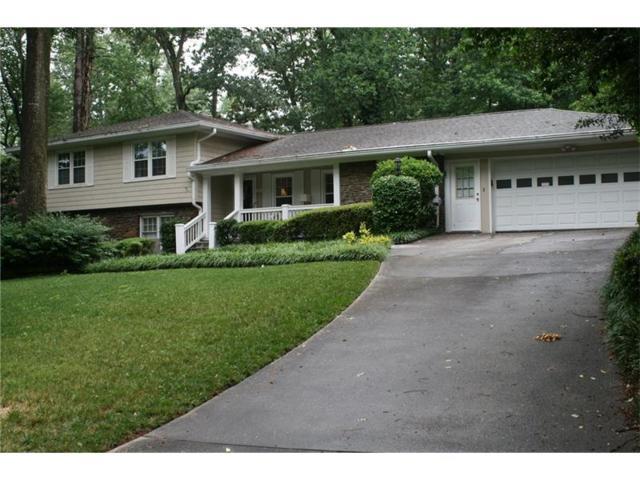 4510 E Kings Point Circle, Dunwoody, GA 30338 (MLS #5853894) :: North Atlanta Home Team