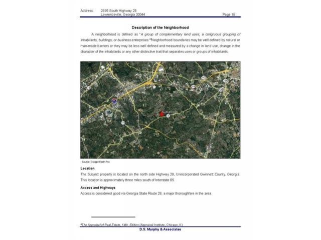 2895 Lawrenceville Highway, Lawrenceville, GA 30044 (MLS #5854019) :: North Atlanta Home Team