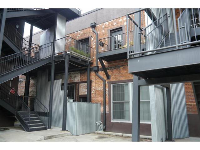 267 SW Peters Street SW #105, Atlanta, GA 30313 (MLS #5854042) :: North Atlanta Home Team