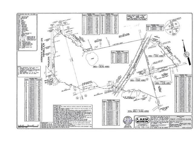 0 Mccollum Road, Canton, GA 30115 (MLS #5854083) :: Path & Post Real Estate