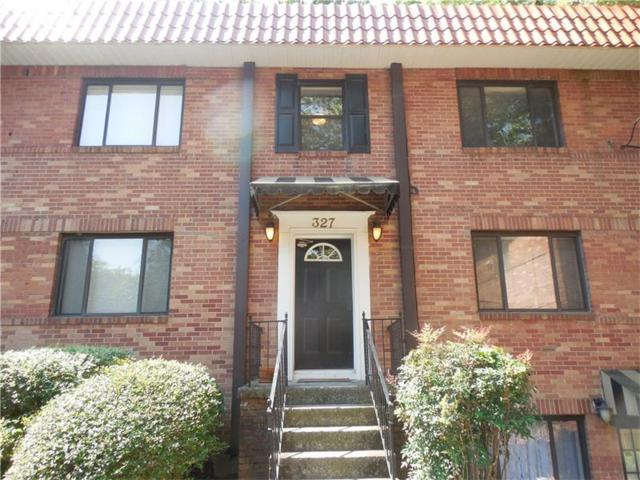 327 3rd Street NE #4, Atlanta, GA 30308 (MLS #5854267) :: North Atlanta Home Team