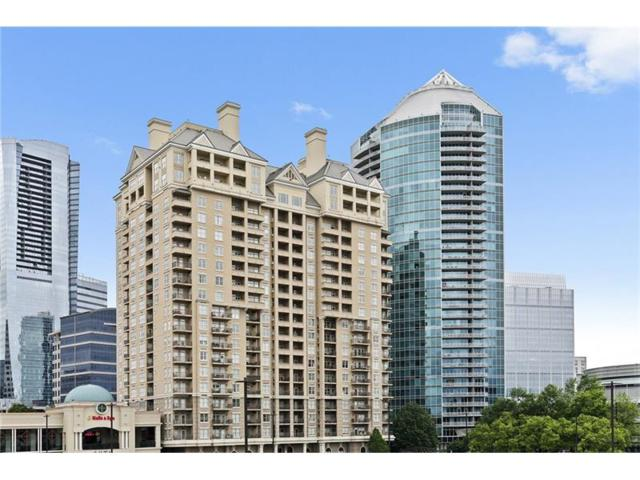3334 Peachtree Road NE #604, Atlanta, GA 30326 (MLS #5854363) :: North Atlanta Home Team