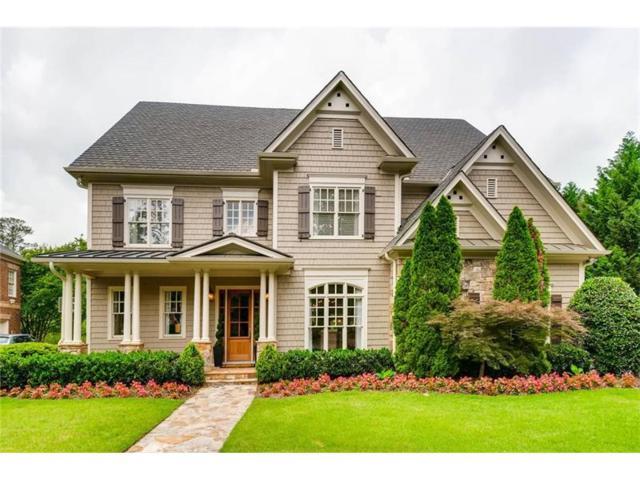 160 Trimble Crest Drive, Atlanta, GA 30342 (MLS #5854384) :: North Atlanta Home Team