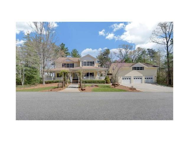 130 Blackberry Circle, Ellijay, GA 30536 (MLS #5854389) :: North Atlanta Home Team