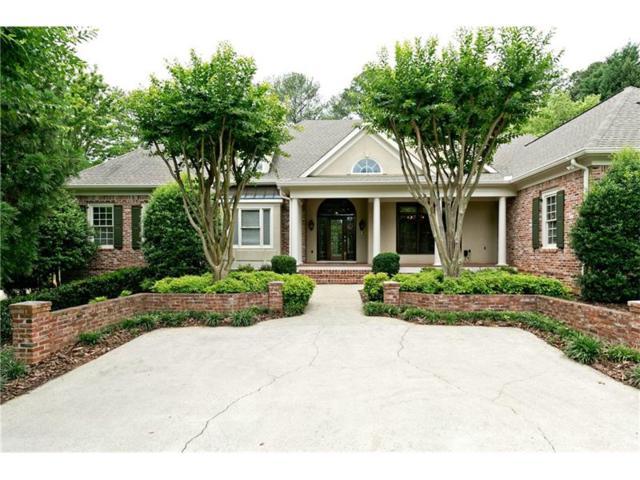 1005 Faulkner Place NW, Kennesaw, GA 30152 (MLS #5854454) :: North Atlanta Home Team