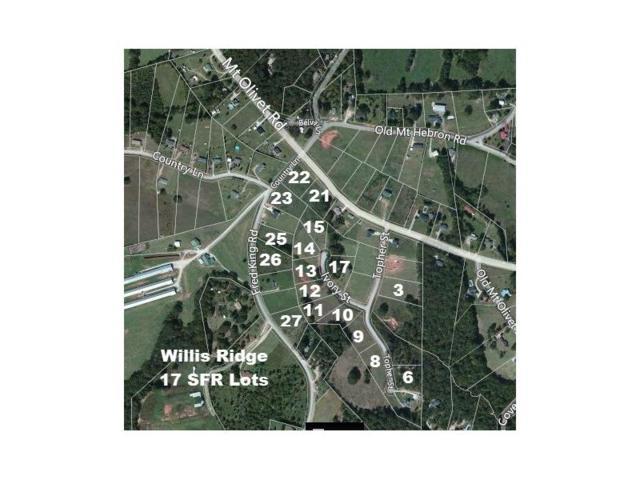 0 Mt Olivet Road, Hartwell, GA 30643 (MLS #5854512) :: North Atlanta Home Team