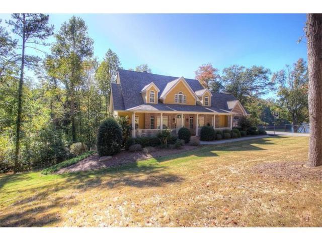 2243 Boy Scout Camp Road, Gainesville, GA 30501 (MLS #5854543) :: North Atlanta Home Team