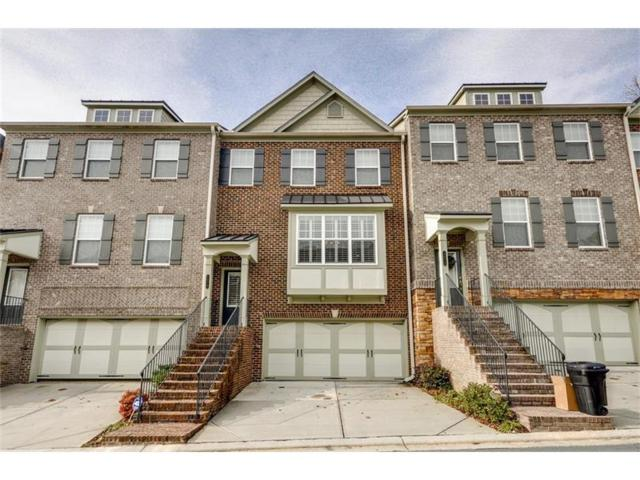 2070 NE Cobblestone Circle NE #2070, Brookhaven, GA 30319 (MLS #5854710) :: North Atlanta Home Team