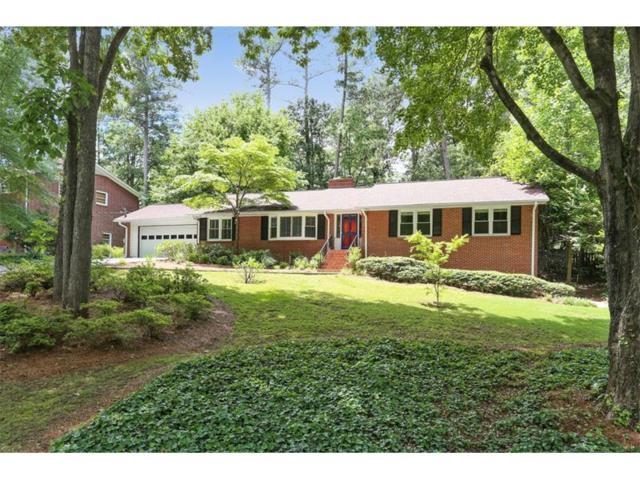 1956 N Ridgeway Road NE, Atlanta, GA 30345 (MLS #5854851) :: North Atlanta Home Team