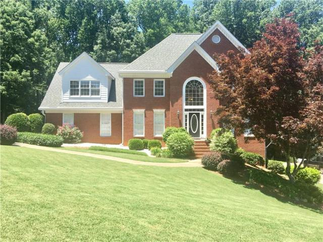 110 Emily Drive SW, Lilburn, GA 30047 (MLS #5854880) :: North Atlanta Home Team