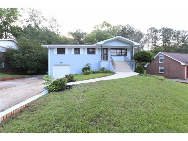 2814 Pendant Place, Decatur, GA 30034 (MLS #5854964) :: North Atlanta Home Team