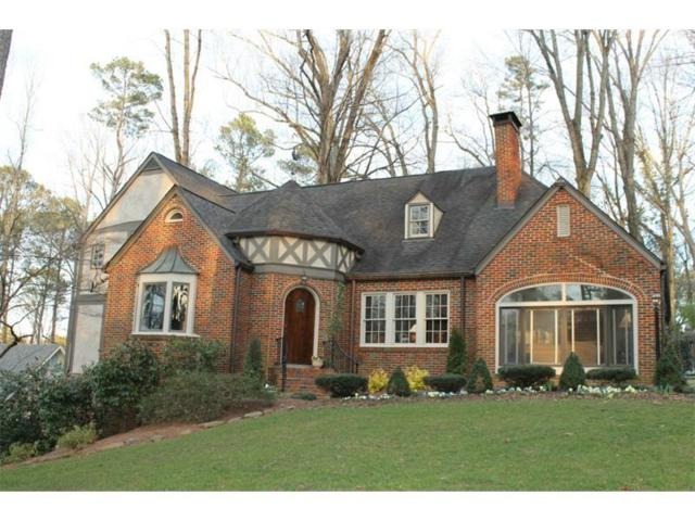 4041 N Stratford Road NE, Atlanta, GA 30342 (MLS #5854991) :: The Hinsons - Mike Hinson & Harriet Hinson