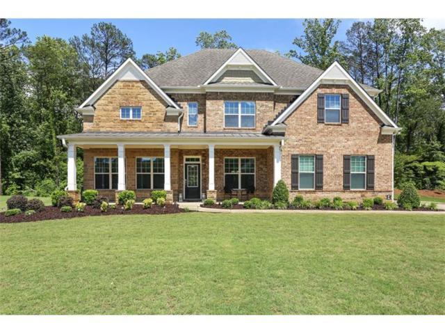 4607 Misty Meadows Drive, Marietta, GA 30066 (MLS #5855079) :: North Atlanta Home Team