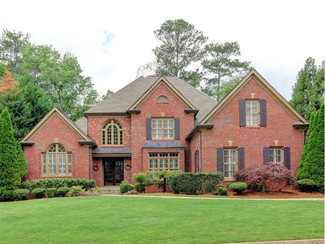 4823 Old Timber Ridge Road NE, Marietta, GA 30068 (MLS #5855117) :: North Atlanta Home Team
