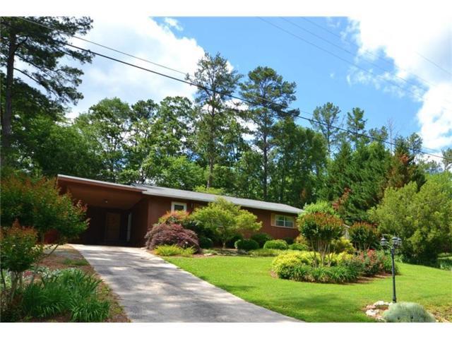 121 Friar Tuck Road NE, Rome, GA 30161 (MLS #5855135) :: North Atlanta Home Team