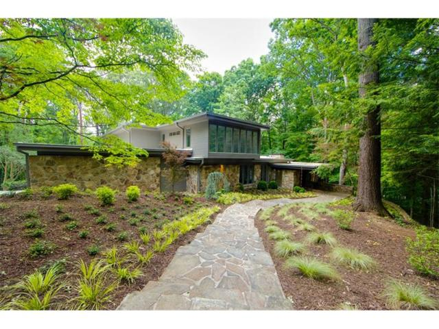 5725 Winterthur Lane, Sandy Springs, GA 30328 (MLS #5855152) :: North Atlanta Home Team