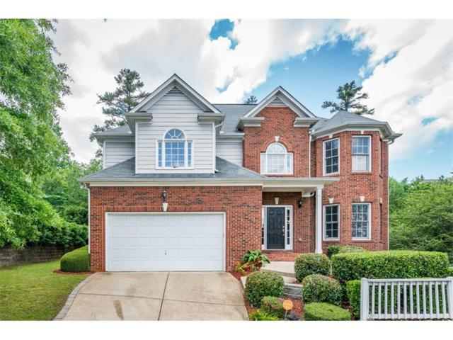 586 Jackson Ridge Drive NW, Kennesaw, GA 30144 (MLS #5855224) :: North Atlanta Home Team