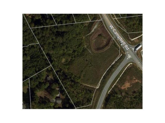 00 W Campbell Road, Lawrenceville, GA 30045 (MLS #5855235) :: North Atlanta Home Team