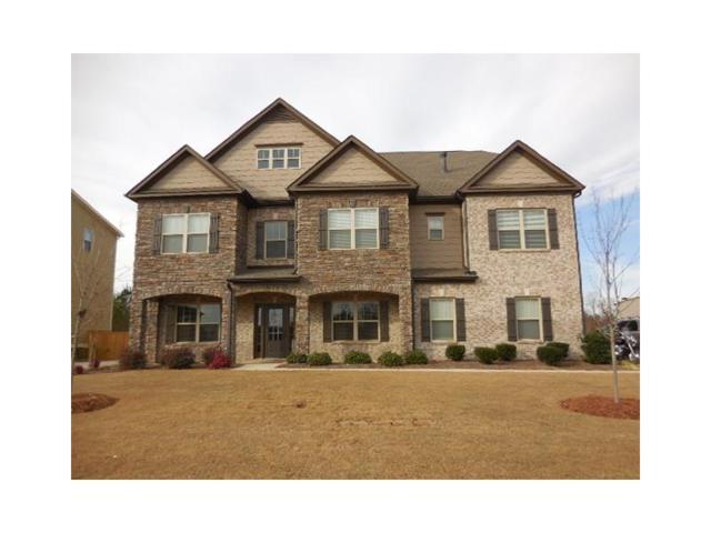 21 Ridgemont Way, Cartersville, GA 30120 (MLS #5855257) :: North Atlanta Home Team