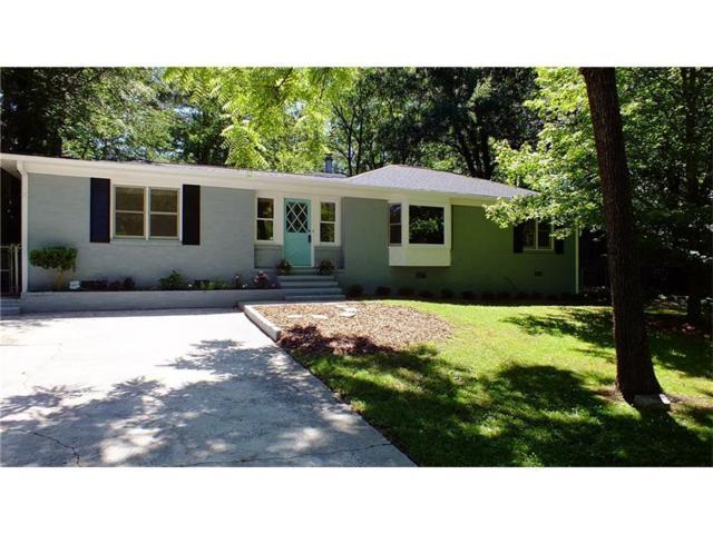 3295 Dunn Street SE, Smyrna, GA 30080 (MLS #5855278) :: North Atlanta Home Team