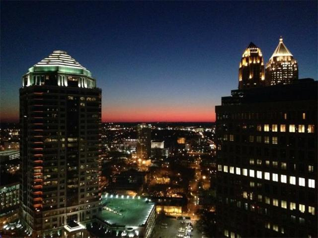 195 14th Street NE Ph201, Atlanta, GA 30309 (MLS #5855524) :: North Atlanta Home Team