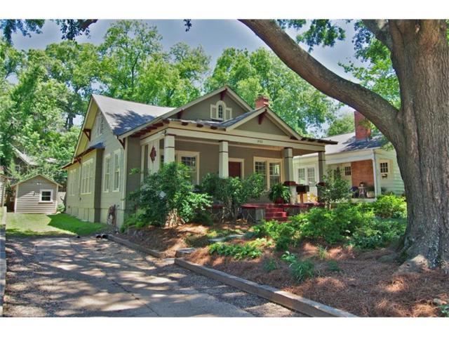 952 Highland View, Atlanta, GA 30306 (MLS #5855623) :: North Atlanta Home Team