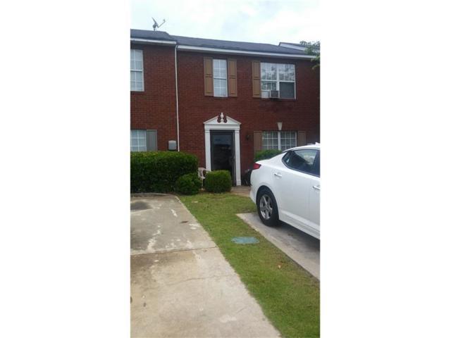 5755 Strathmoor Manor Circle #1, Lithonia, GA 30058 (MLS #5855928) :: North Atlanta Home Team