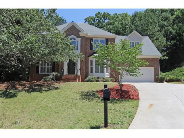 580 Summer Breeze Court, Alpharetta, GA 30005 (MLS #5855959) :: North Atlanta Home Team