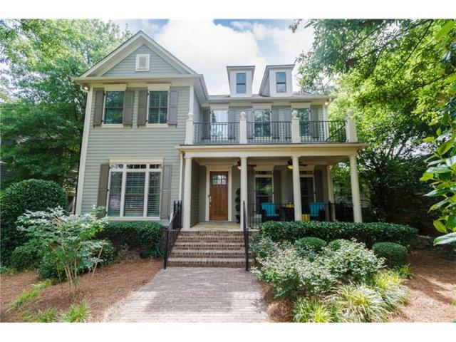 1267 Francis Street NW, Atlanta, GA 30318 (MLS #5856014) :: North Atlanta Home Team