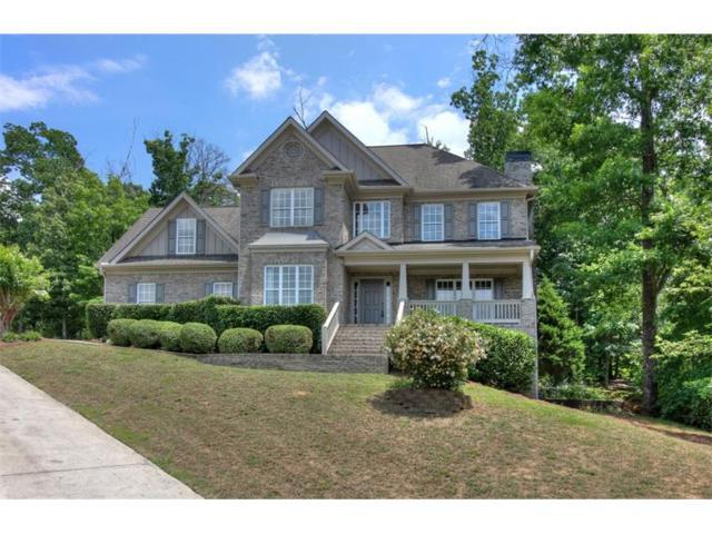 14 Mossy Rock Lane, Cartersville, GA 30120 (MLS #5856040) :: North Atlanta Home Team