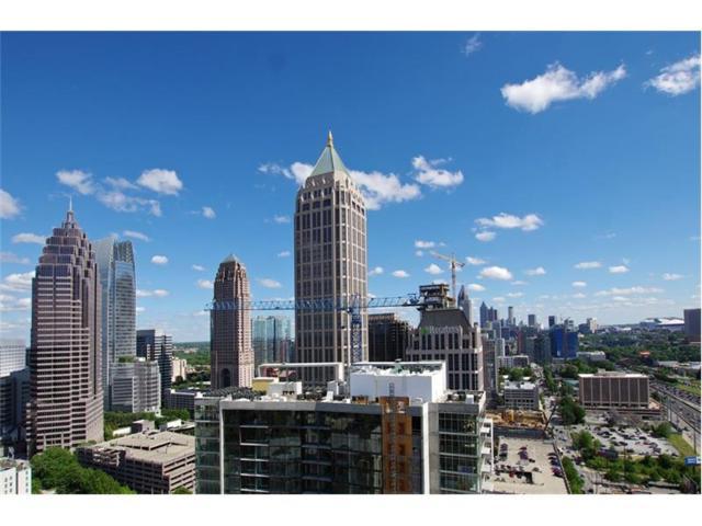 1280 W Peachtree Street NW 4001-8, Atlanta, GA 30309 (MLS #5856077) :: North Atlanta Home Team