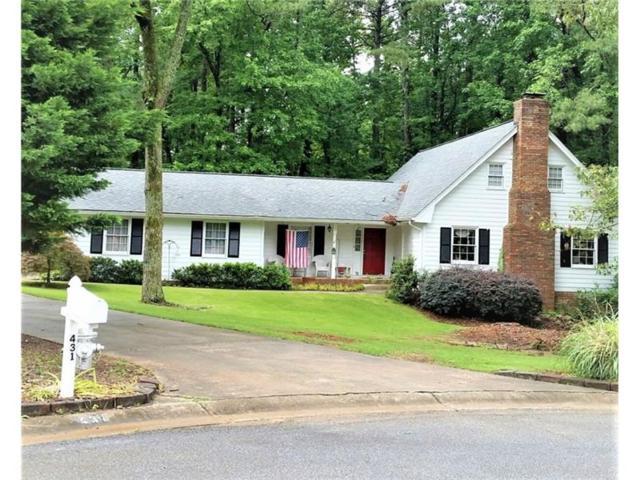 431 Cardigan Circle SW, Lilburn, GA 30047 (MLS #5856143) :: North Atlanta Home Team
