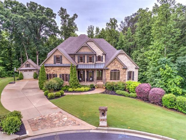 1683 Fernstone Drive NW, Acworth, GA 30101 (MLS #5856365) :: North Atlanta Home Team
