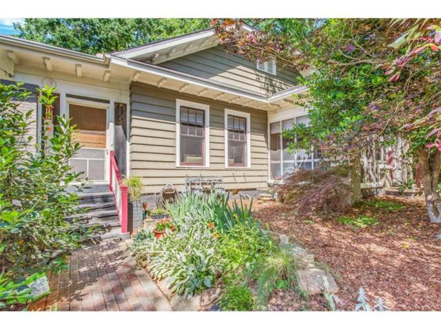 223 Jefferson Place, Decatur, GA 30030 (MLS #5856521) :: North Atlanta Home Team