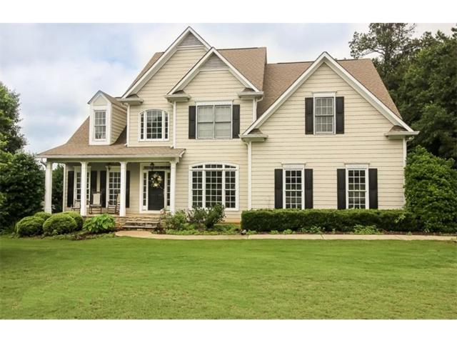 9525 Old Riverside Lane, Ball Ground, GA 30107 (MLS #5856601) :: North Atlanta Home Team