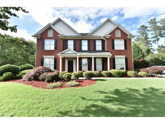 1201 Fieldcrest Court, Suwanee, GA 30024 (MLS #5856629) :: North Atlanta Home Team