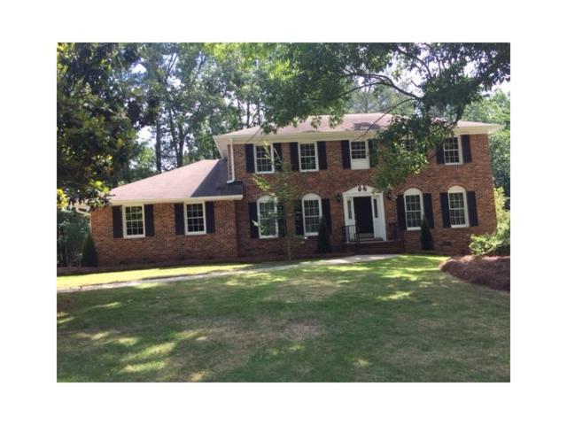 1498 Holly Bank Circle, Dunwoody, GA 30338 (MLS #5856728) :: North Atlanta Home Team