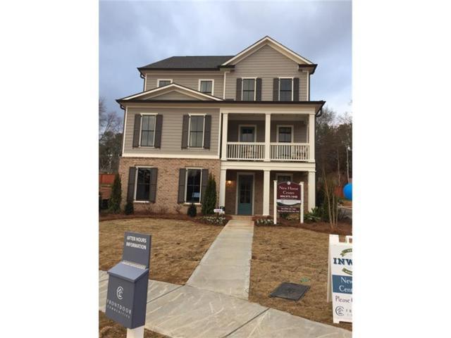 160 Inwood Walk, Woodstock, GA 30189 (MLS #5856756) :: Path & Post Real Estate