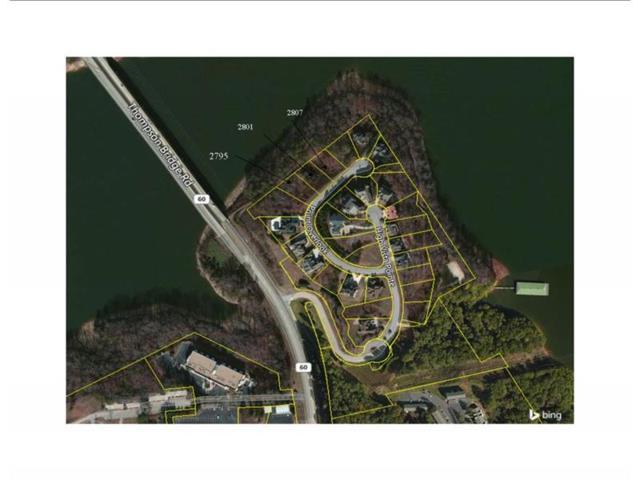 2801 NE Pointe Overlook, Gainesville, GA 30501 (MLS #5856773) :: North Atlanta Home Team